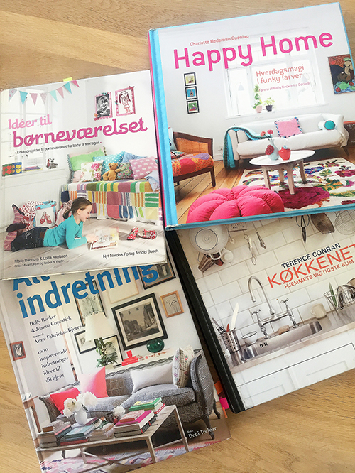 In search of decoration books in Denmark 1a