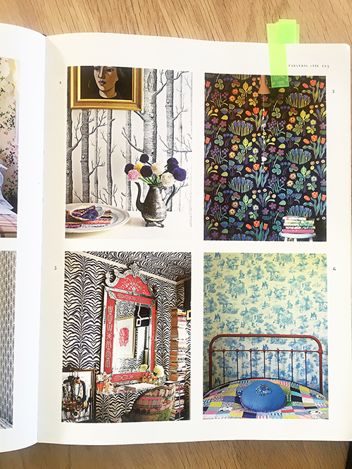 In search of decoration books in Denmark 3