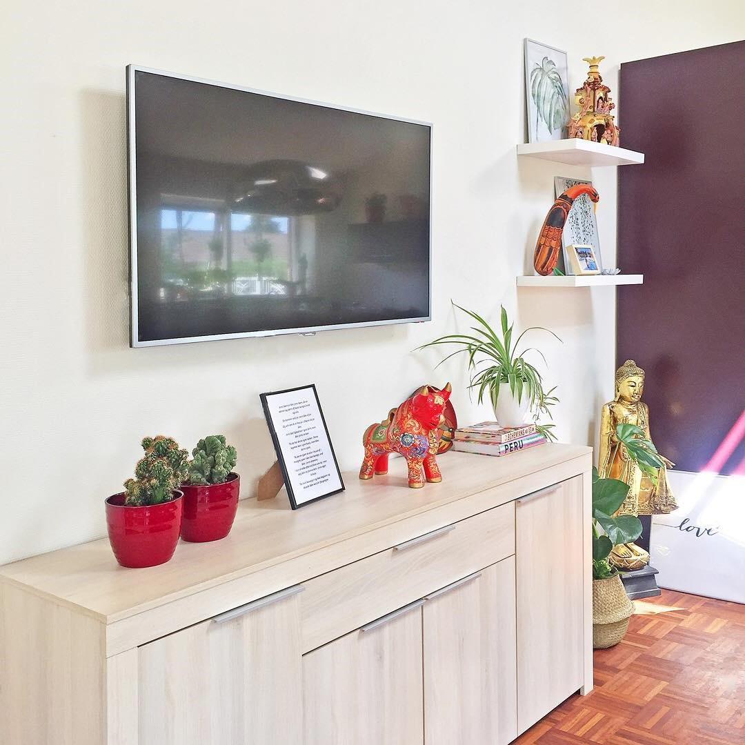 lacasadefreja tv decor wall 05