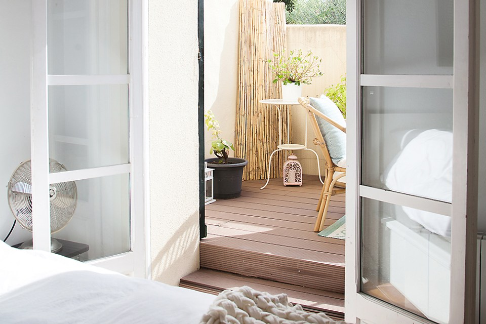scandi boho apartment in Mallorca 11