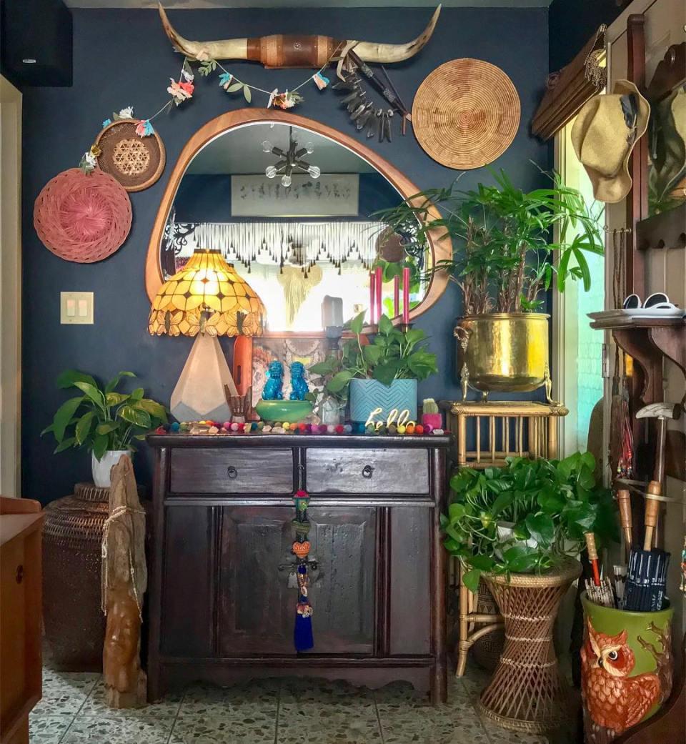 bohemian interiors theloungeista 07