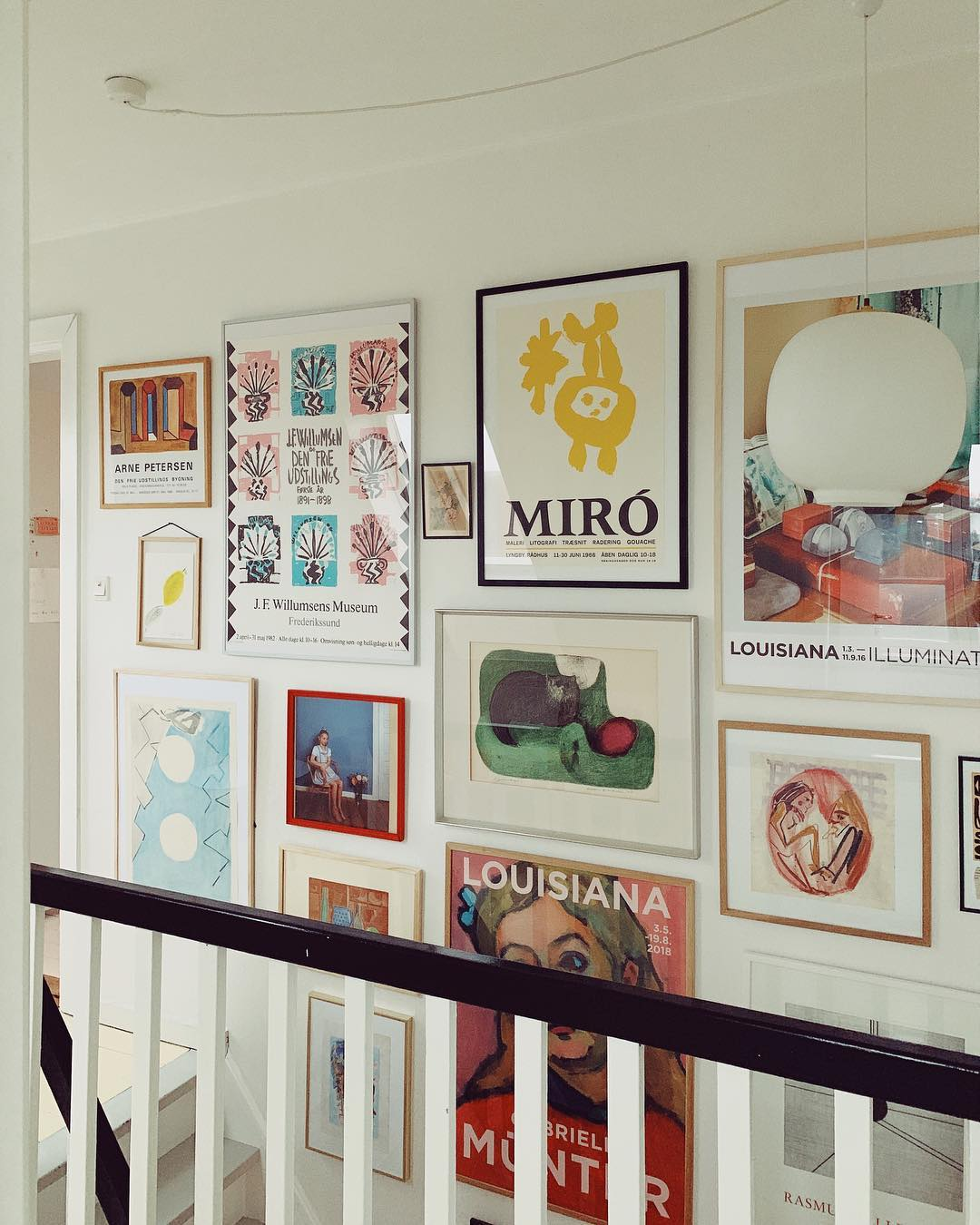How to style your gallery wall as a Scandinavian 02