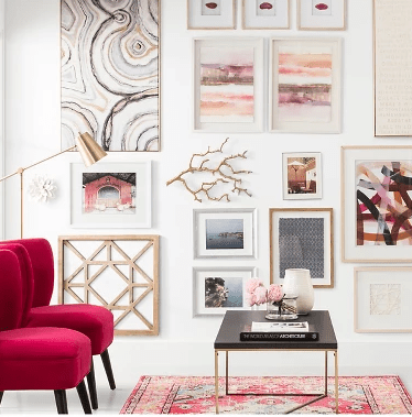 How to style your gallery wall as a Scandinavian 05
