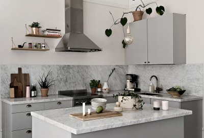 How to transform your kitchen into a social space 01