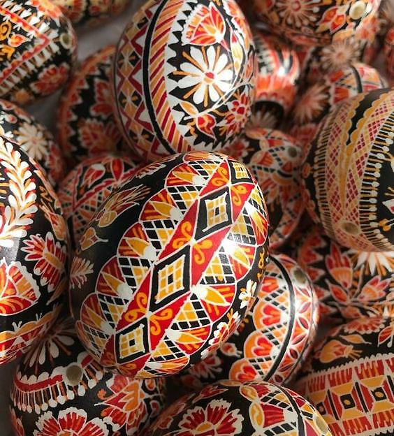 Easter eggs with so much art and tradition 02