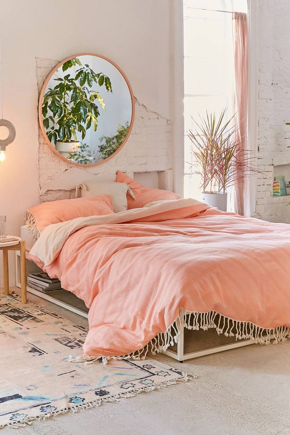 How to give a spring look to your bedroom in few steps 10