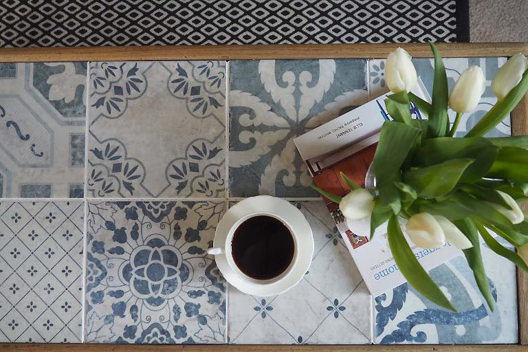 Tables and boho tiles Do they combine in a decoration 08