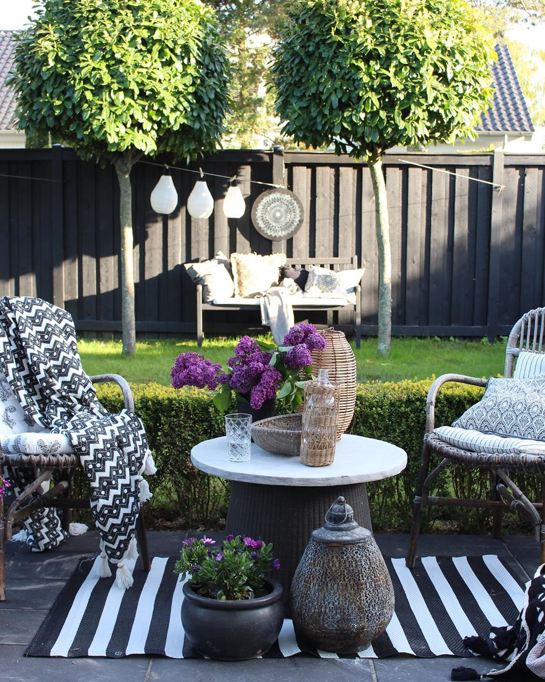 Denmark boho style home 03