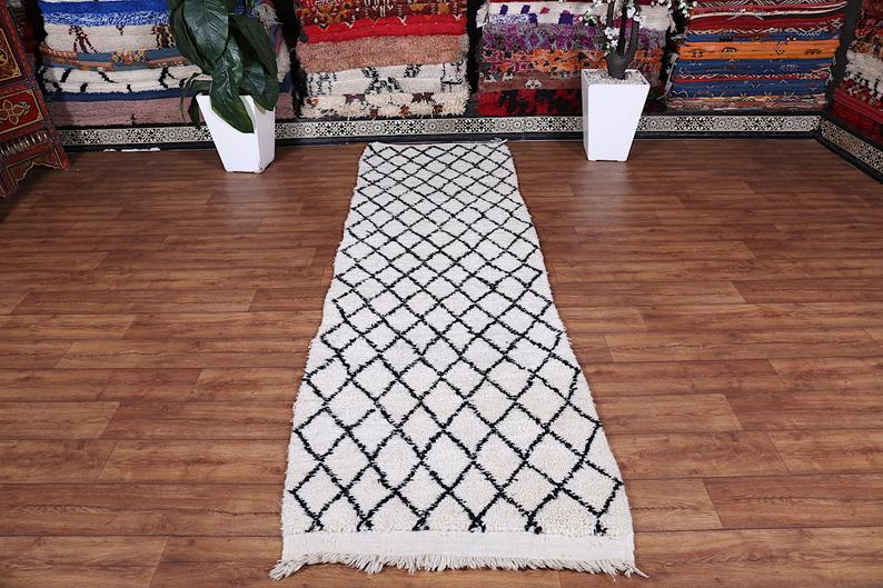 Let yourself be captivated by the Beni Ouarain rugs 06