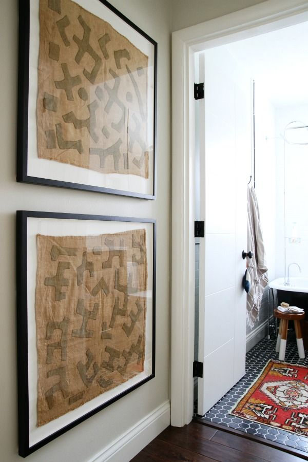 10 textile art ideas to display on that wall of your house 01 Congo