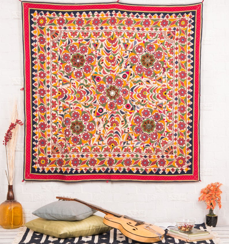 10 textile art ideas to display on that wall of your house 10 India
