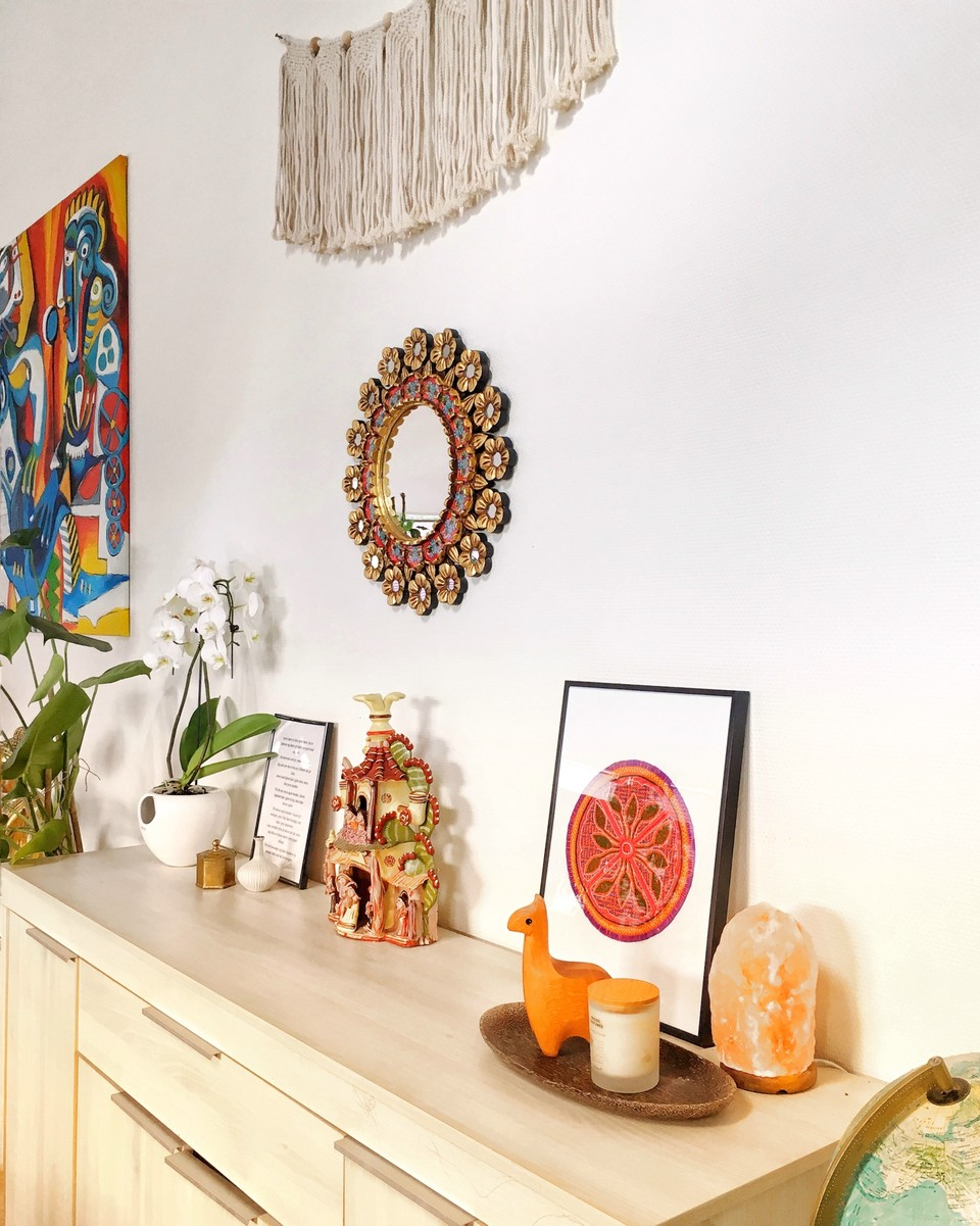 Our Peru boho style sideboard 02