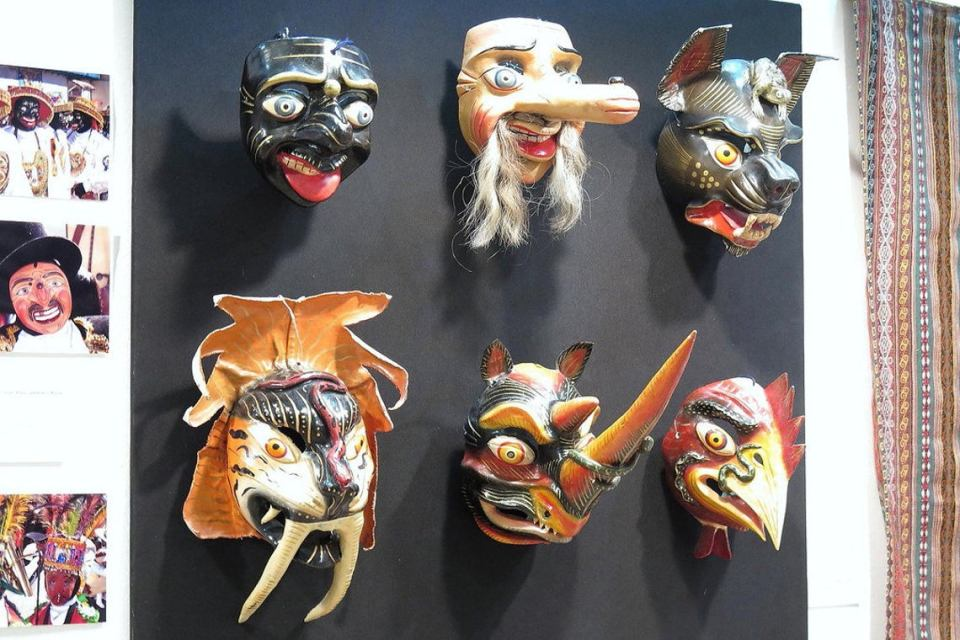 Most popular Peruvian crafts during festivities of the year 06