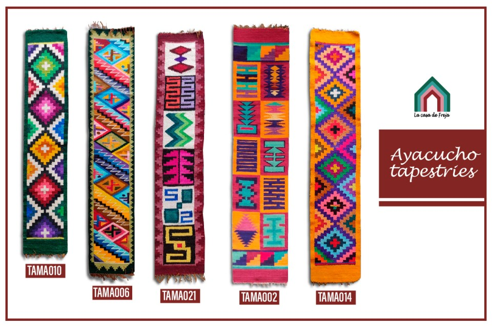Ayacucho tapestries