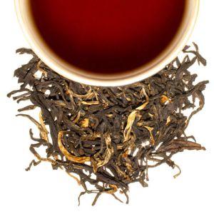 té negro de yunnan golden tea tips