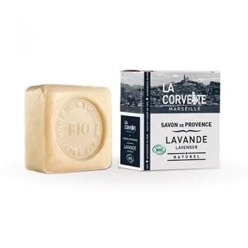 Pastilla de Jabón de Provenza Lavanda 100gr