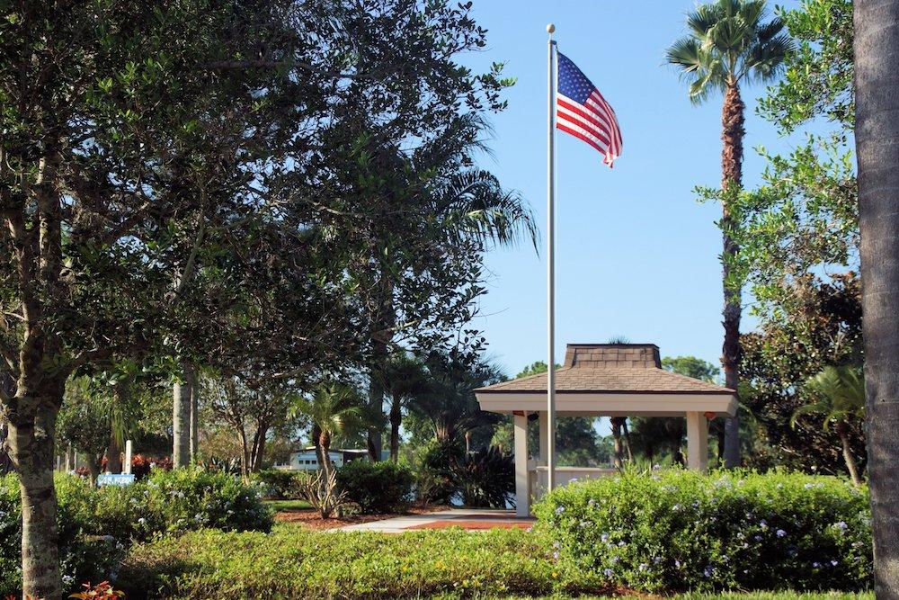 Memorial Garden @ La Casa Mobile Home Park