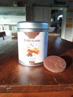 Prodotti da forno frollini al cacao