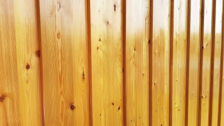 Bardage bois en mélèze