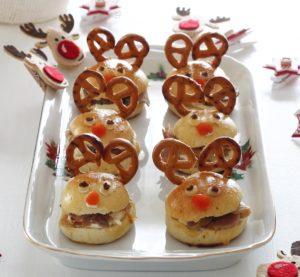 Rudolph buns senza glutine - La Cassata Celiaca