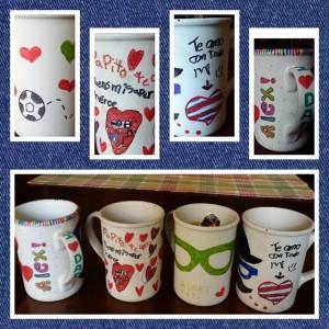 Cuatro tazas de amor