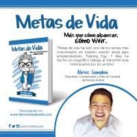 Metas de Vida recomendación de Alexis Canahui