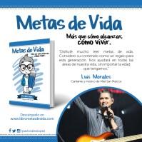 Metas de Vida recomendación de Luis Morales