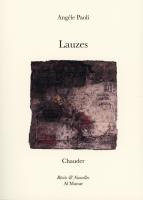 Lauzes, Angèle Paoli (par Philippe Leuckx)