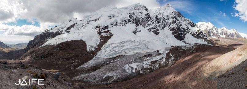 Panorama de Huayruro Punco
