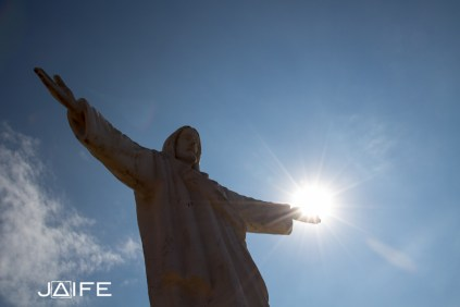 Christ the Redeemer in Cuzco