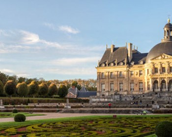 Le château de Vaux-le-Vicomte 14