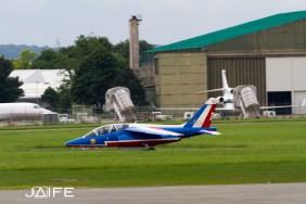 Patrouille de France - Alpha Jet