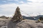 Sommet du Monte Alcudina