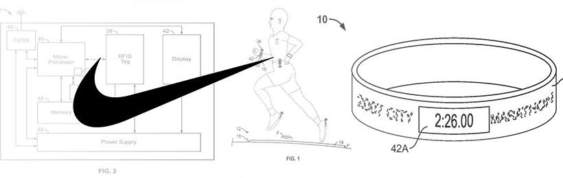 [Brevet] Et si Nike donnait une nouvelle vie à ses FuelBand 1