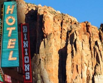 de Las Vegas à Zion National Park 2