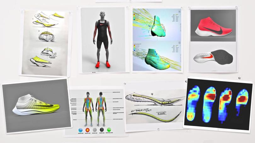 [Brevet] Un ressort caché dans les semelles chez Nike 2