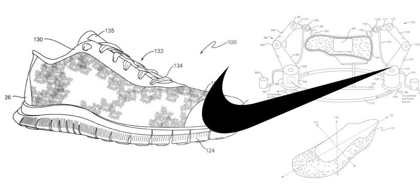 [Brevet] Et si Nike arrêtait le tricot ? 1