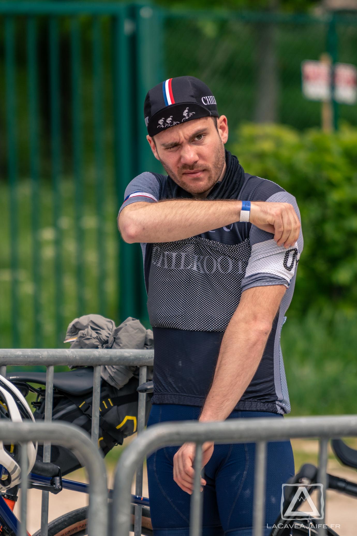 Le départ de l'ultra du Grand tour Paris - 18 mai 2019 60