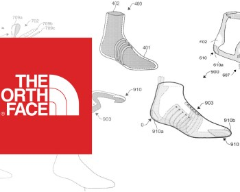 [Brevet] la chaussure double peau de The North Face 35