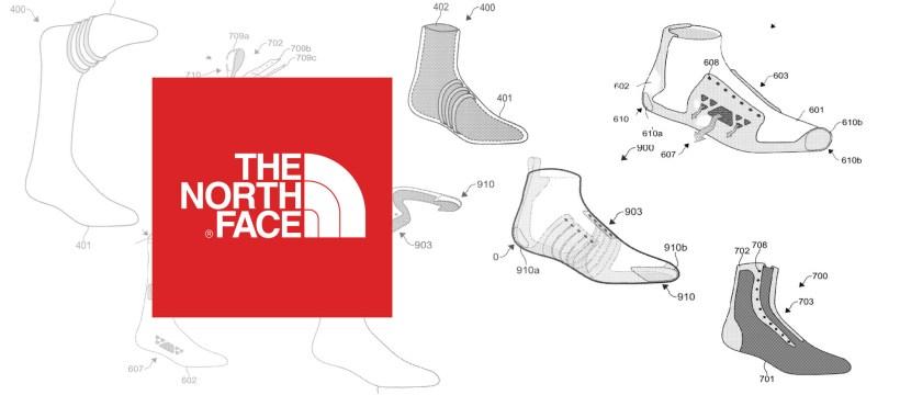 [Brevet] la chaussure double peau de The North Face 1