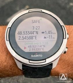 Safe SuuntoPlus