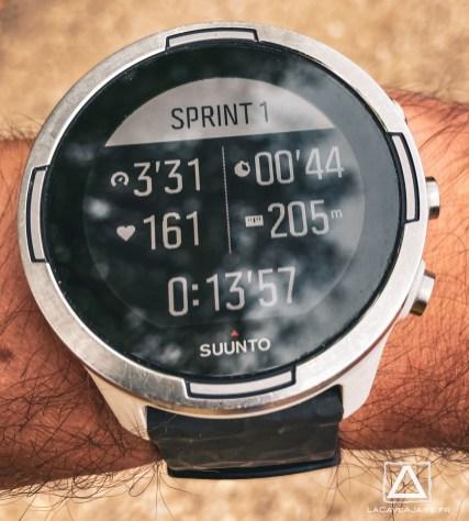 Sprint SuuntoPlus
