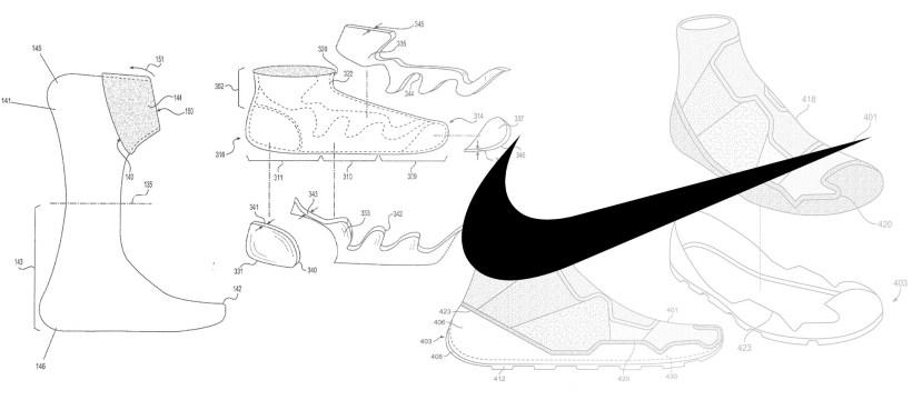 [Brevet] Nike et sa chaussure simplifiée 1