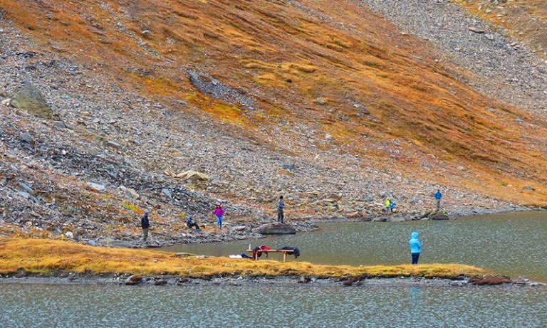 Lac des autannes