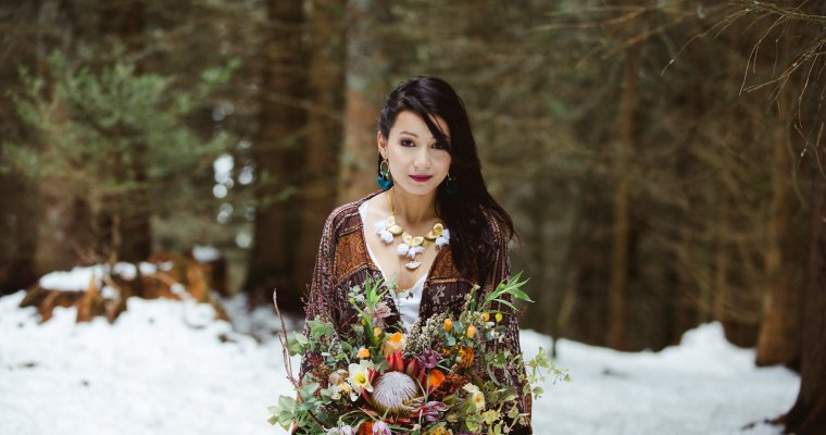 Nomadic Bride