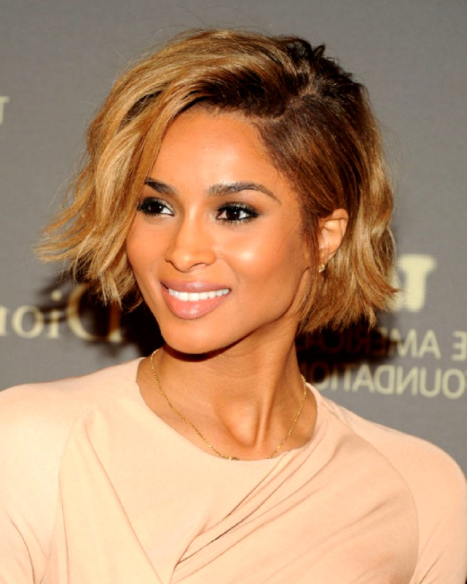 Ciara Pixie Bob Custom Celebrity Lace Wig Lace Frenzy