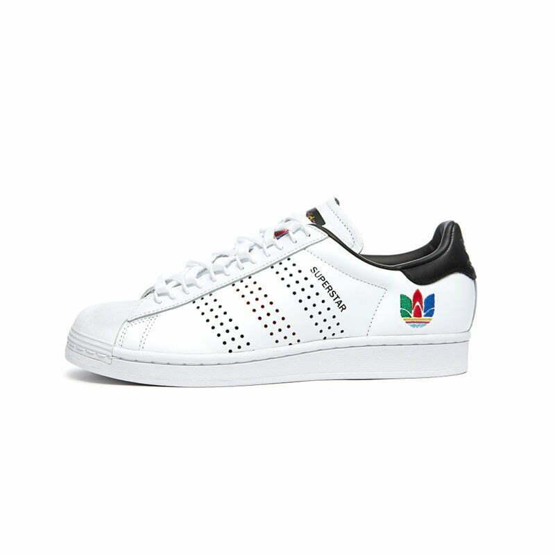 Adidas SUPERSTAR FW White