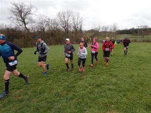 Trail en groupe (Lavans) @ Lavans lès St-Claude 39170