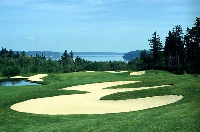 Lacey Waterfront Golf