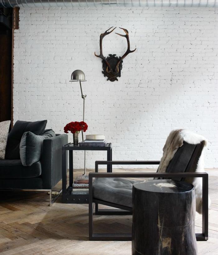 4 -Un-loft-maschile-in-stile-newyorchese